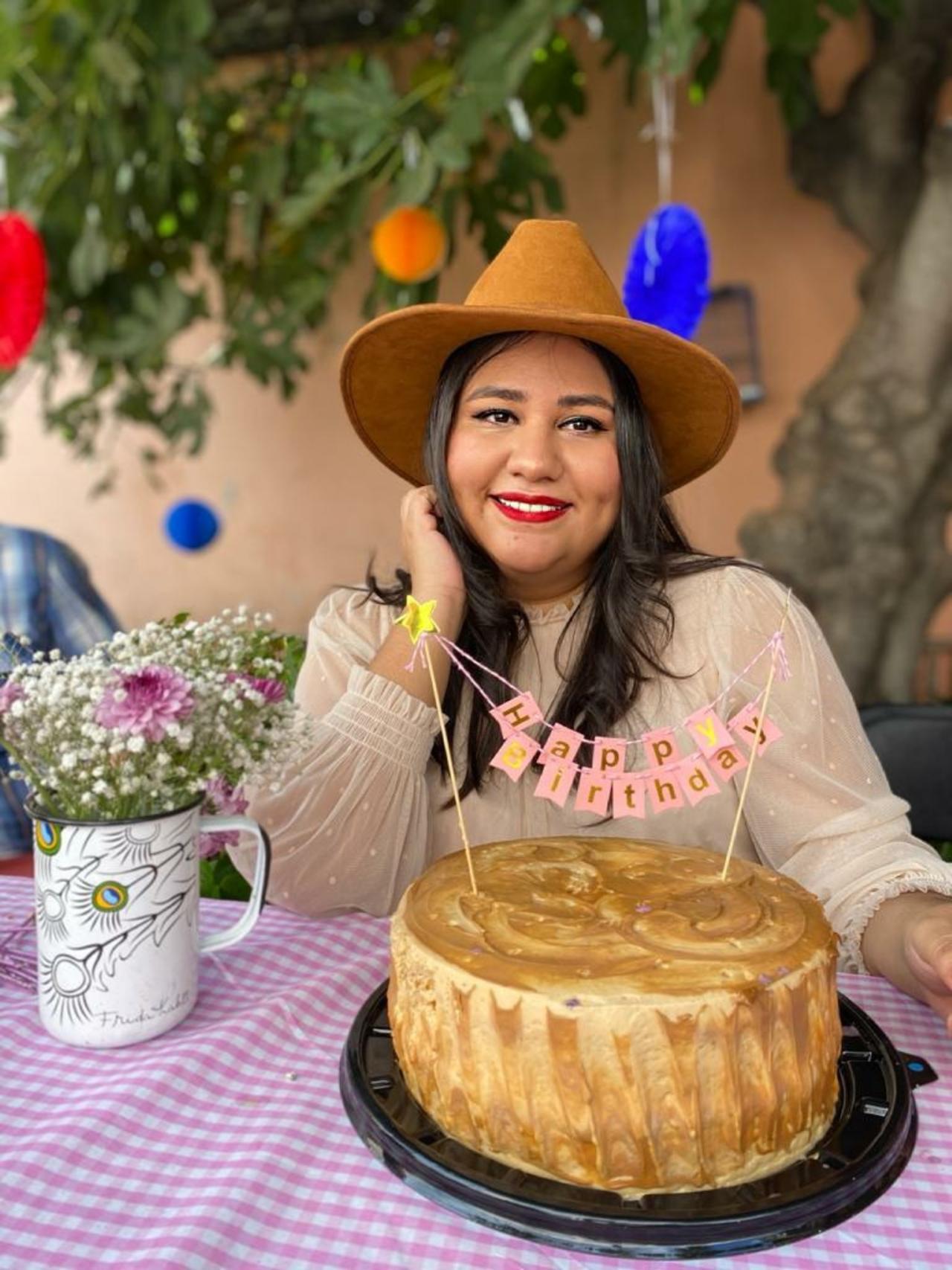 ¡Happy birthday Fabiola!