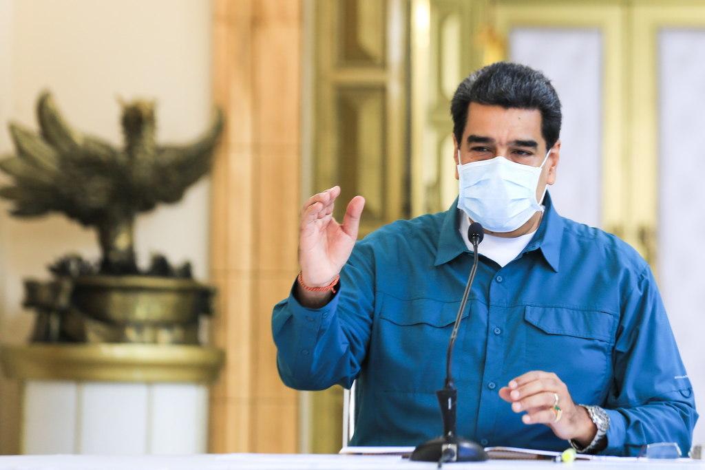 Condiciona EUA acercamiento con Nicolás Maduro