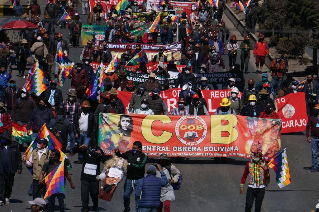 Rechazan aplazamiento de elecciones en Bolivia