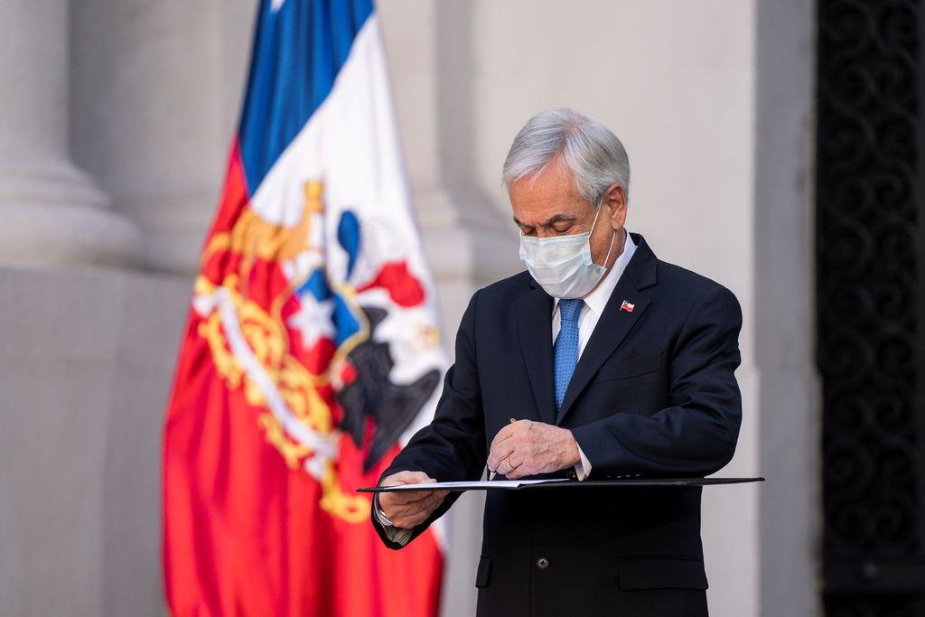 Robustece Piñera perfil conservador del gobierno de Chile