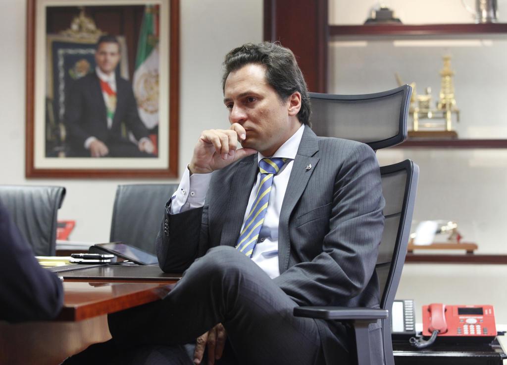 Demostraré que no soy responsable ni culpable: Emilio Lozoya