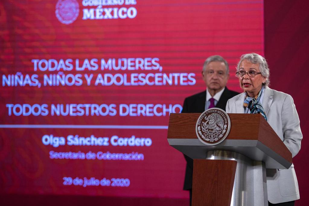 Llamadas al 911 por violencia a mujeres subieron 45.8%: Sánchez Cordero