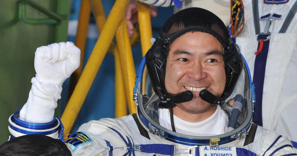 Astronauta japonés viajará en 2021 a la EEI en nave de SpaceX