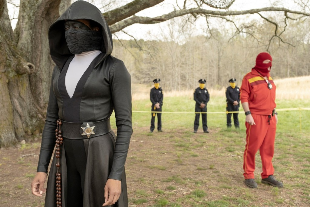 Watchmen va por 26 premios Emmy