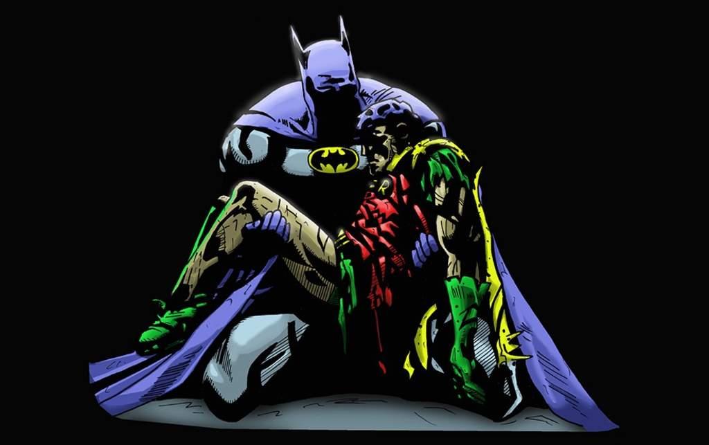 Fans decidirán si 'Robin' muere o vive en película de 'Batman'