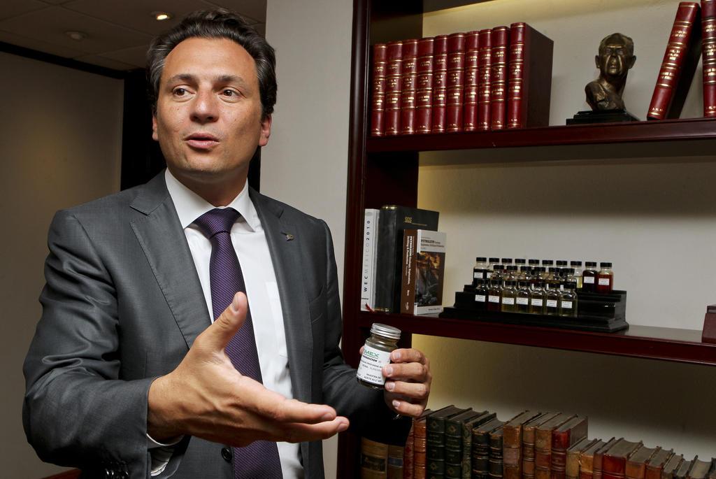 Inicia segunda audiencia de Emilio Lozoya; es por el caso Odebrecht