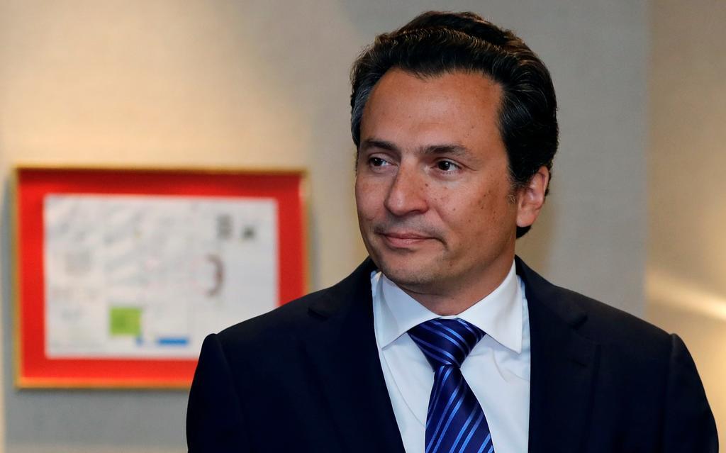 Pide FGR vinculación a proceso de Lozoya por caso Odebrecht