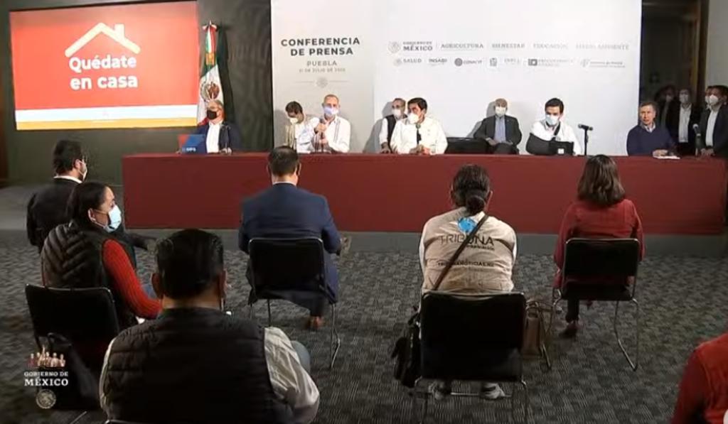 Salud reporta 424,637 contagios y 49,688 muertes por COVID-19 en México