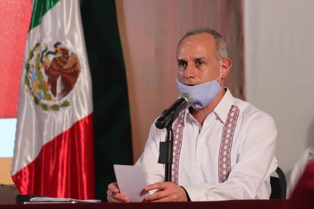 López-Gatell le responde a los gobernadores que pidieron su renuncia