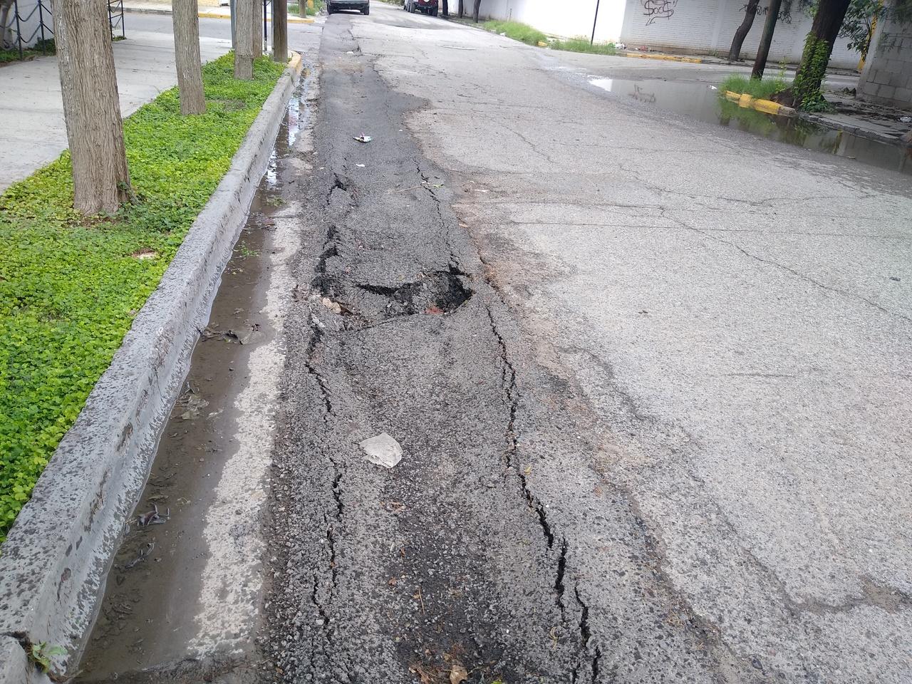 Lluvias afectaron la zona Centro de Lerdo