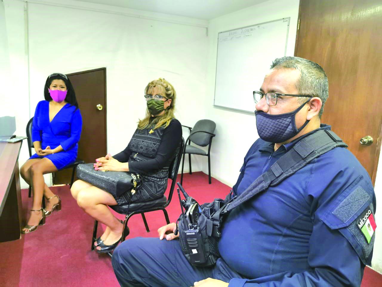 Policías recibirán capacitación sobre violencia familiar