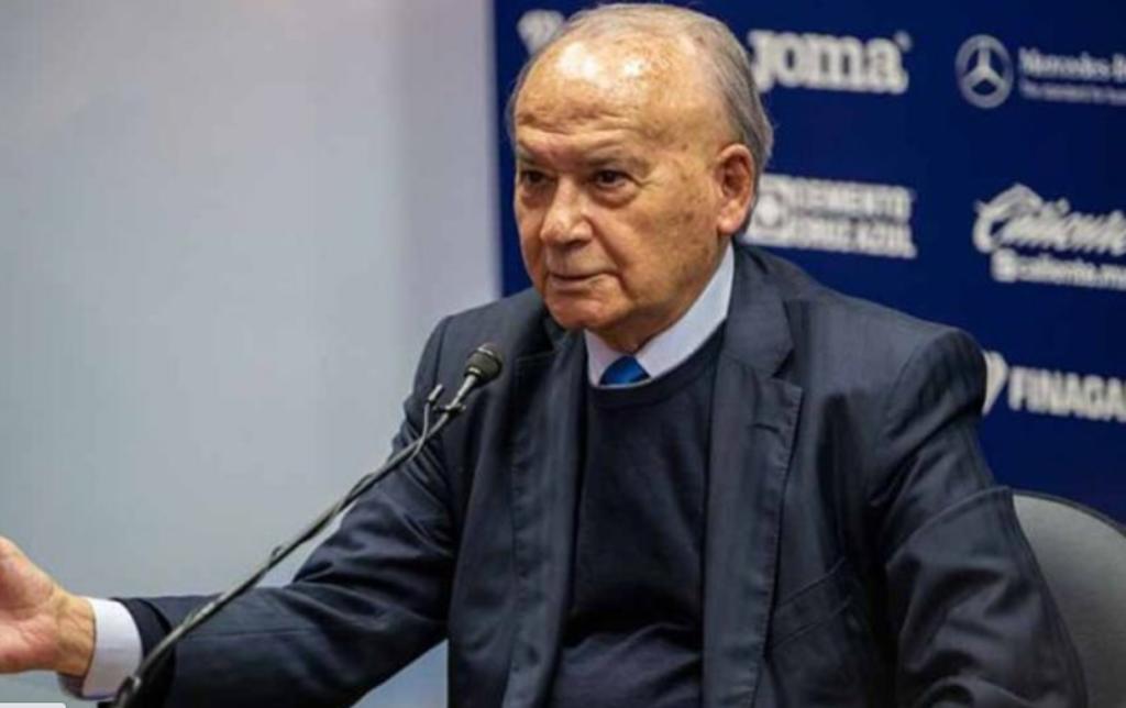 Circula documento con presunta renuncia de 'Billy' Álvarez a Cruz Azul