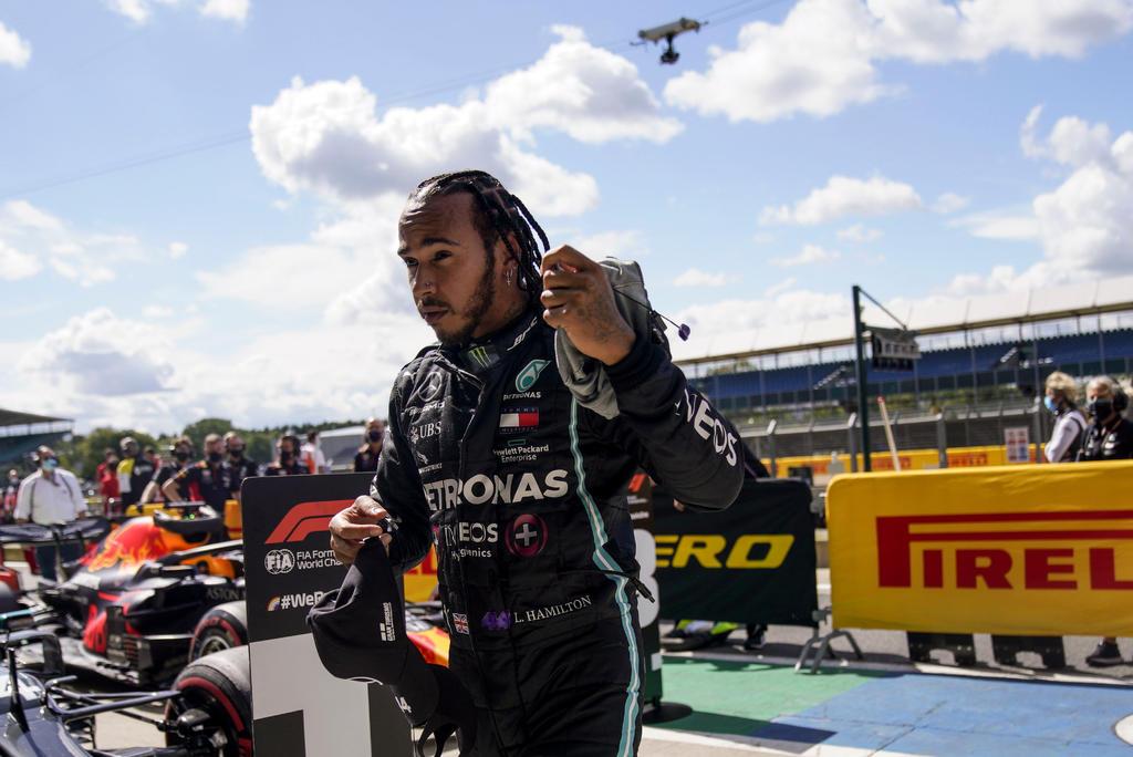 Lewis Hamilton saldrá desde la 'pole' en GP de Gran Bretaña