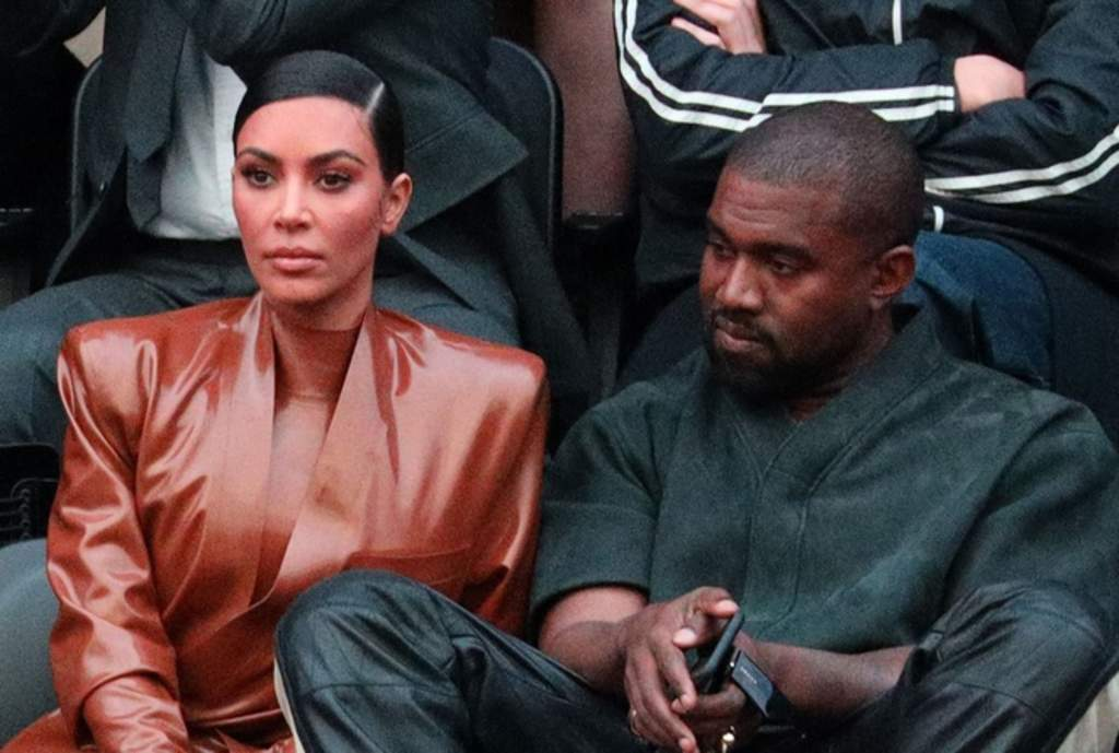 Kim Kardashian habría terminado su matrimonio con Kanye West