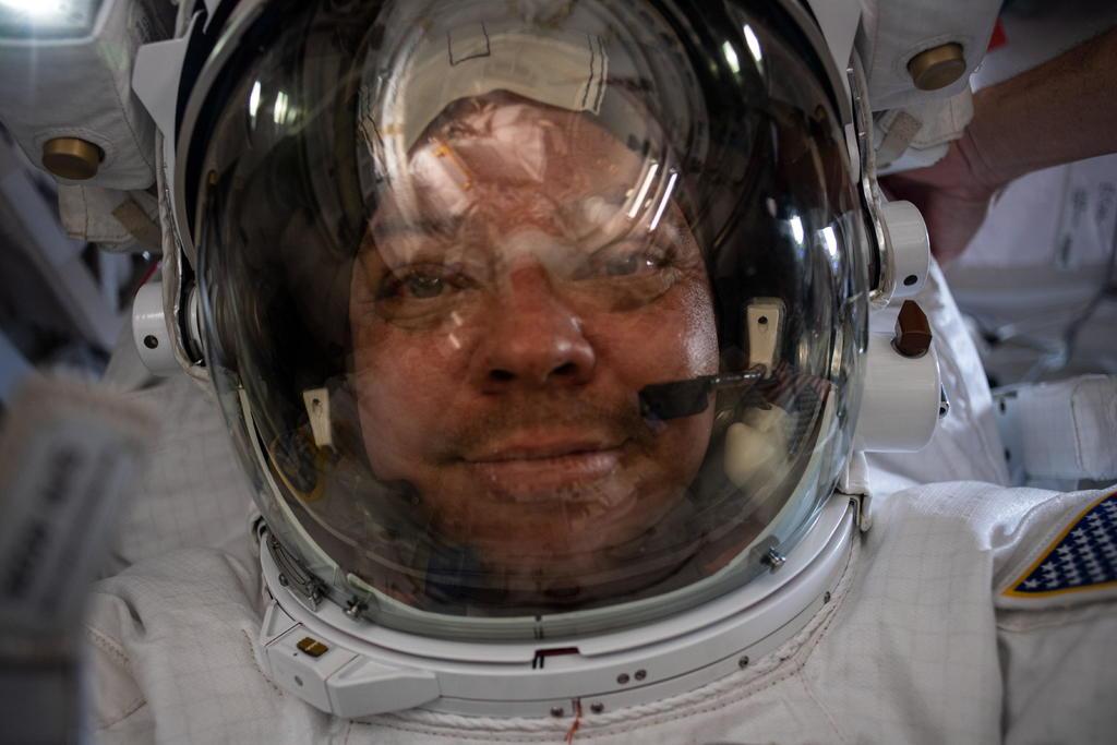 SpaceX termina su labor en el espacio; se alistan para volver a casa