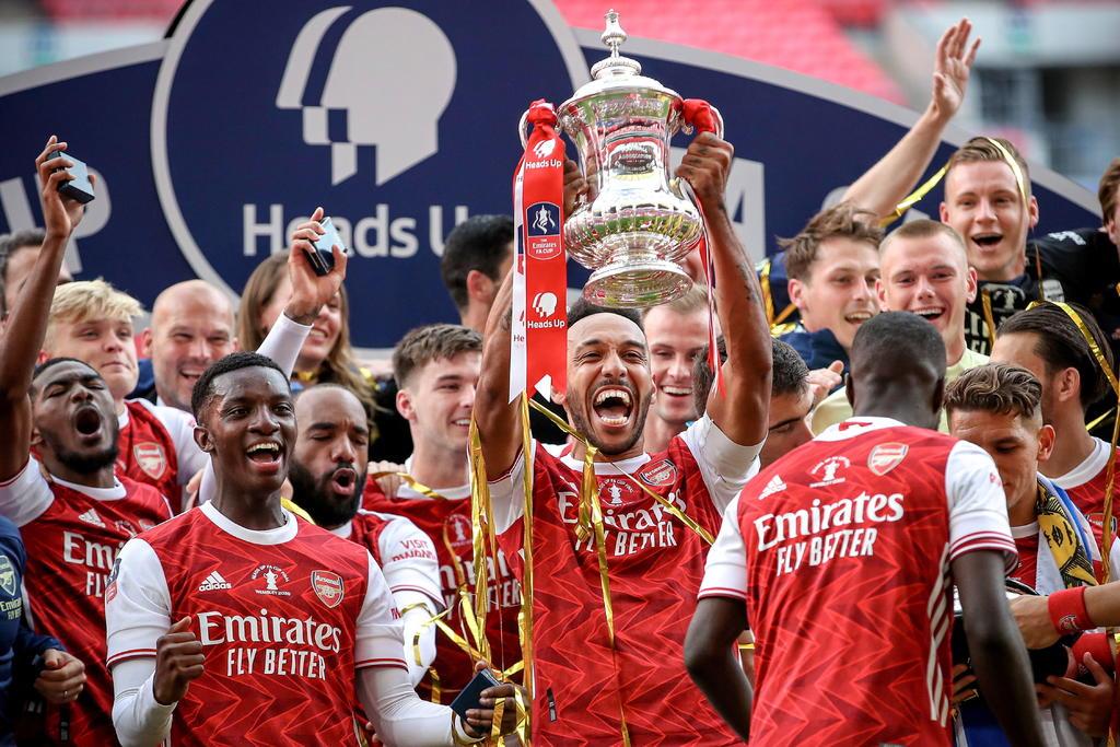 Arsenal se corona en la Copa FA tras vencer al Chelsea