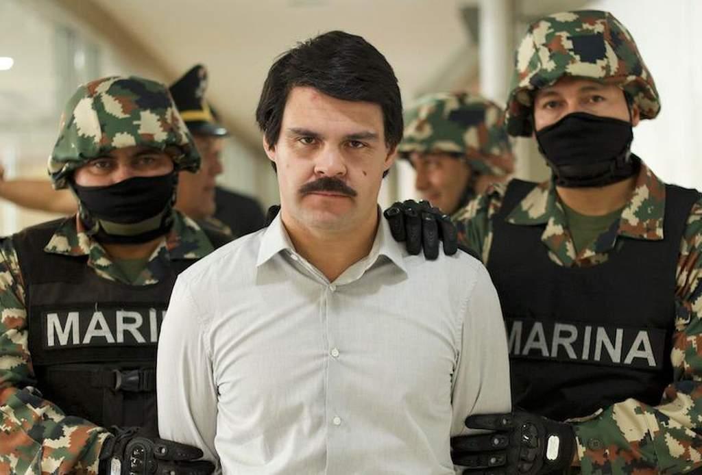 Muestran en serie El Chapo paralelismos del poder
