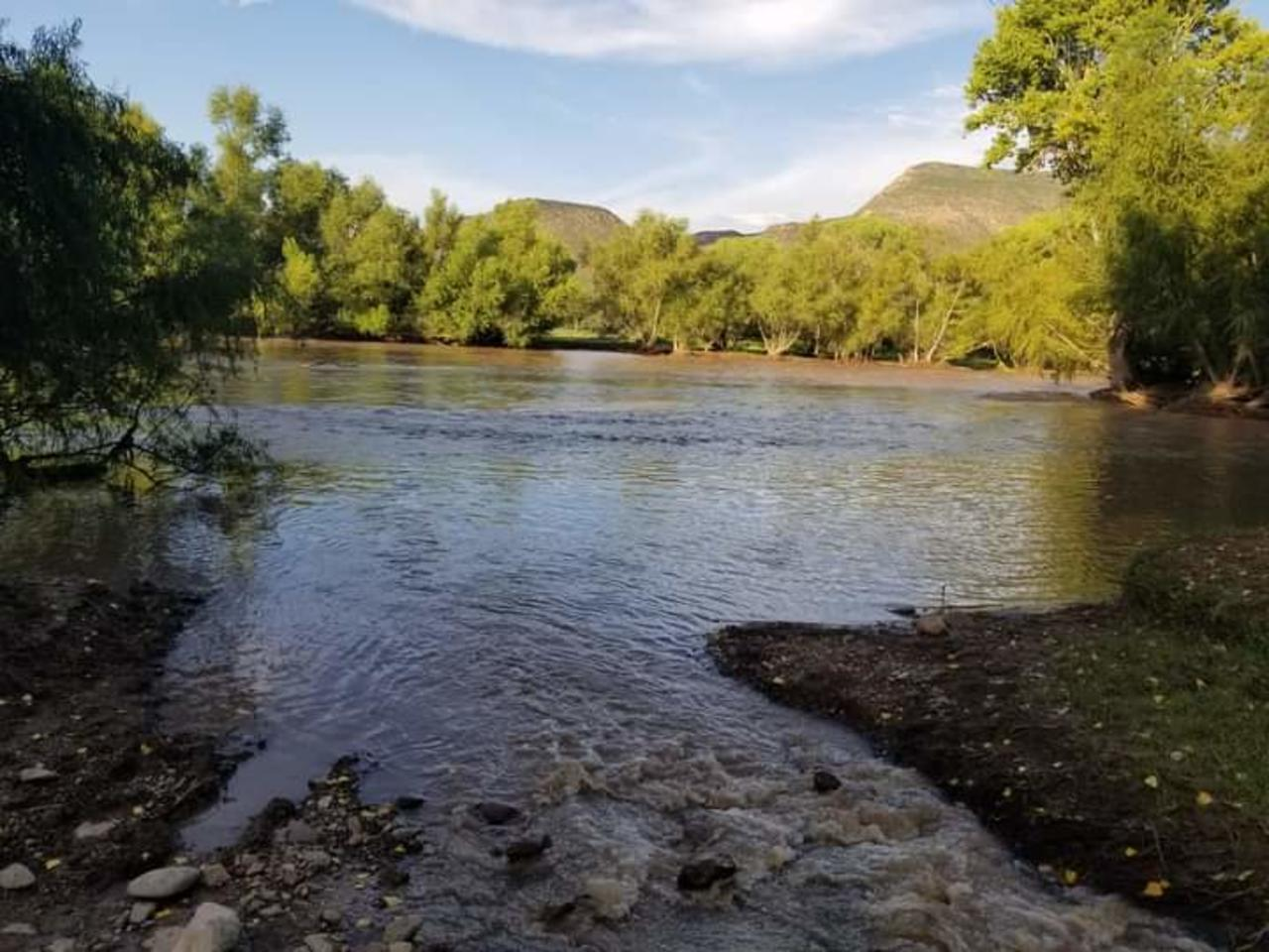 Presas del río Nazas, sin grandes escurrimientos