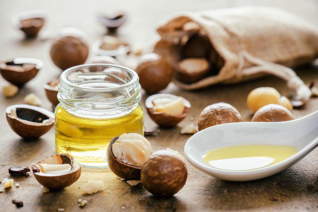 Beneficios del aceite de macadamia