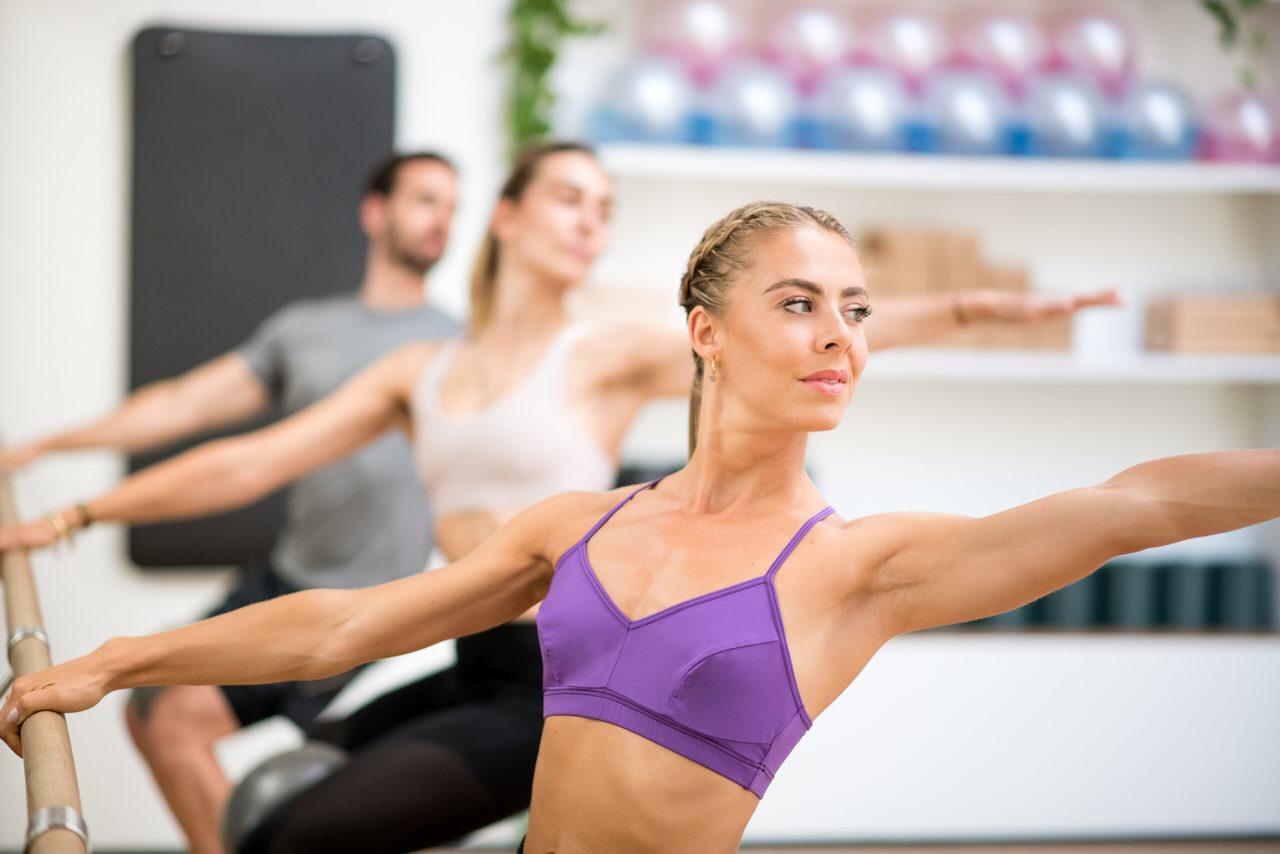 Beneficios del entrenamiento barre