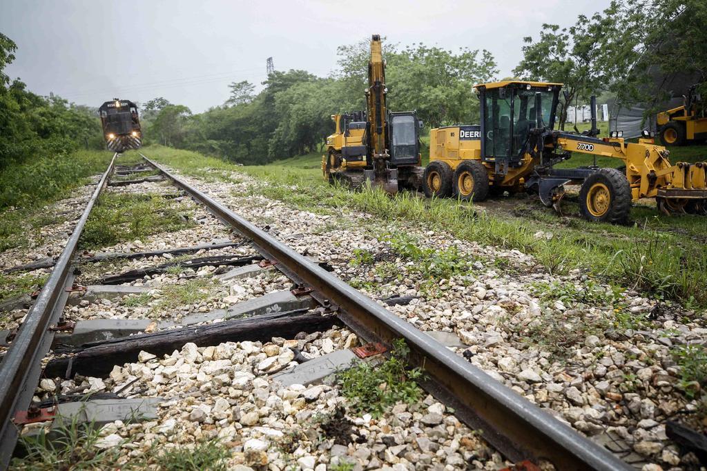 Semarnat sí ve riesgo ecológico por Tren Maya