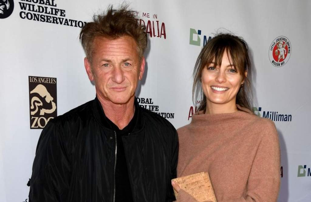 Afirman que Sean Penn se casó con su novia de 31 años menor que él