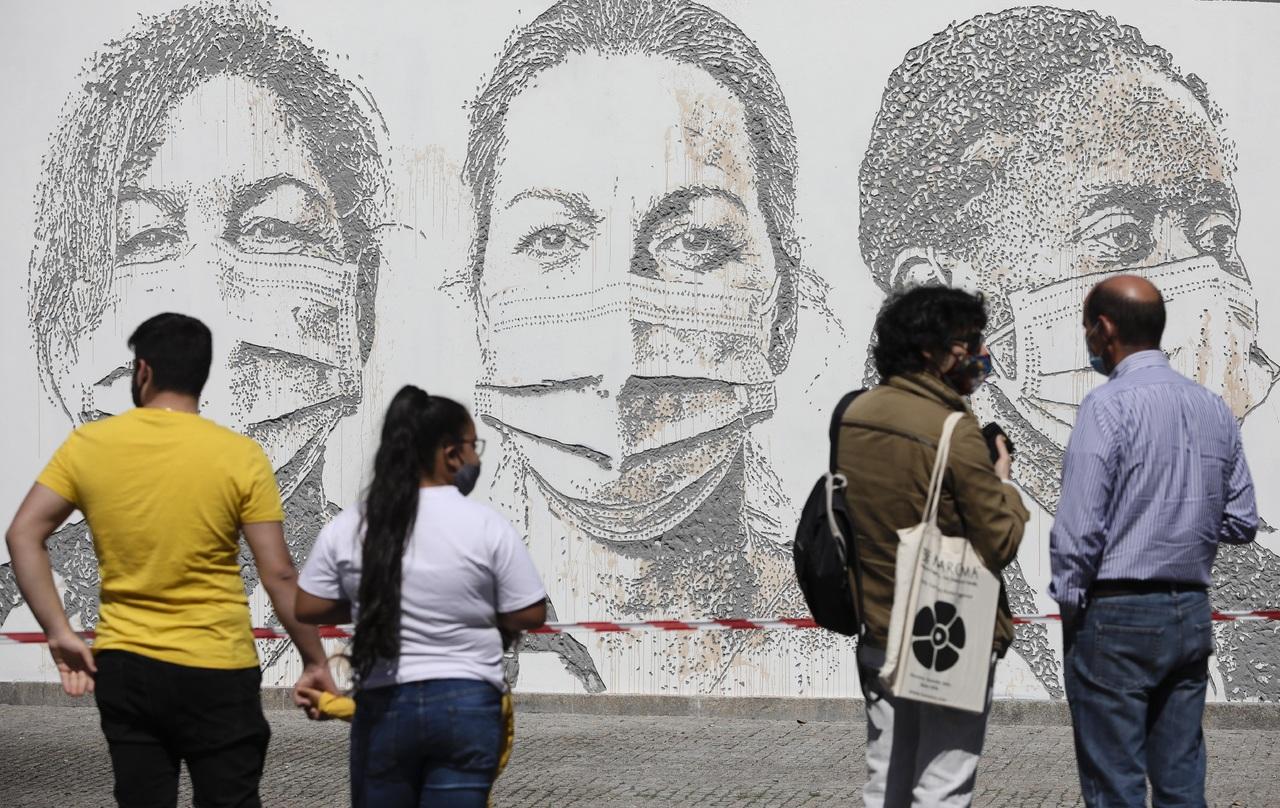 Portugal: primer día sin decesos