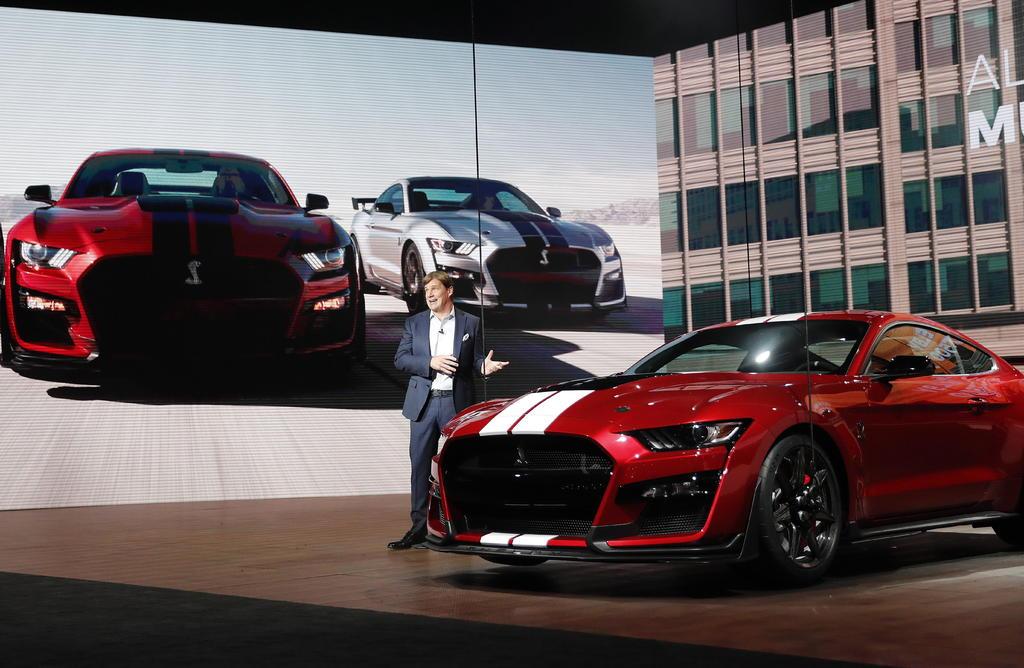 Desde octubre, Jim Farley será nuevo CEO de Ford