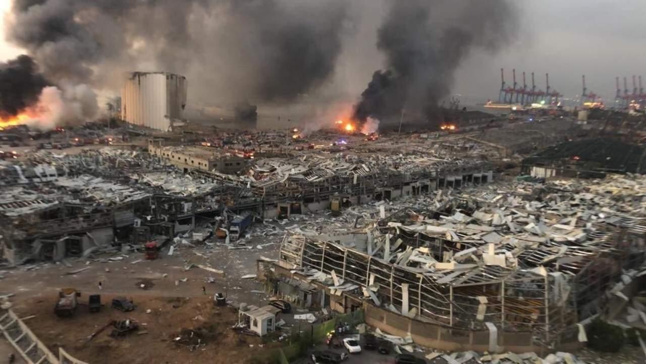 Misionero duranguense 'se salvó' de explosión en Líbano