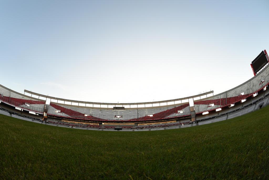 River Plate cambiará el pasto de su cancha en el Monumental