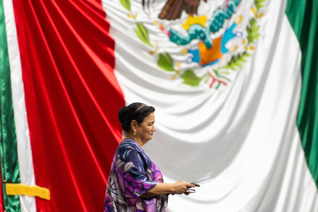 Rechaza Dulce María Sauri concentración de poder en dirigente nacional del PRI