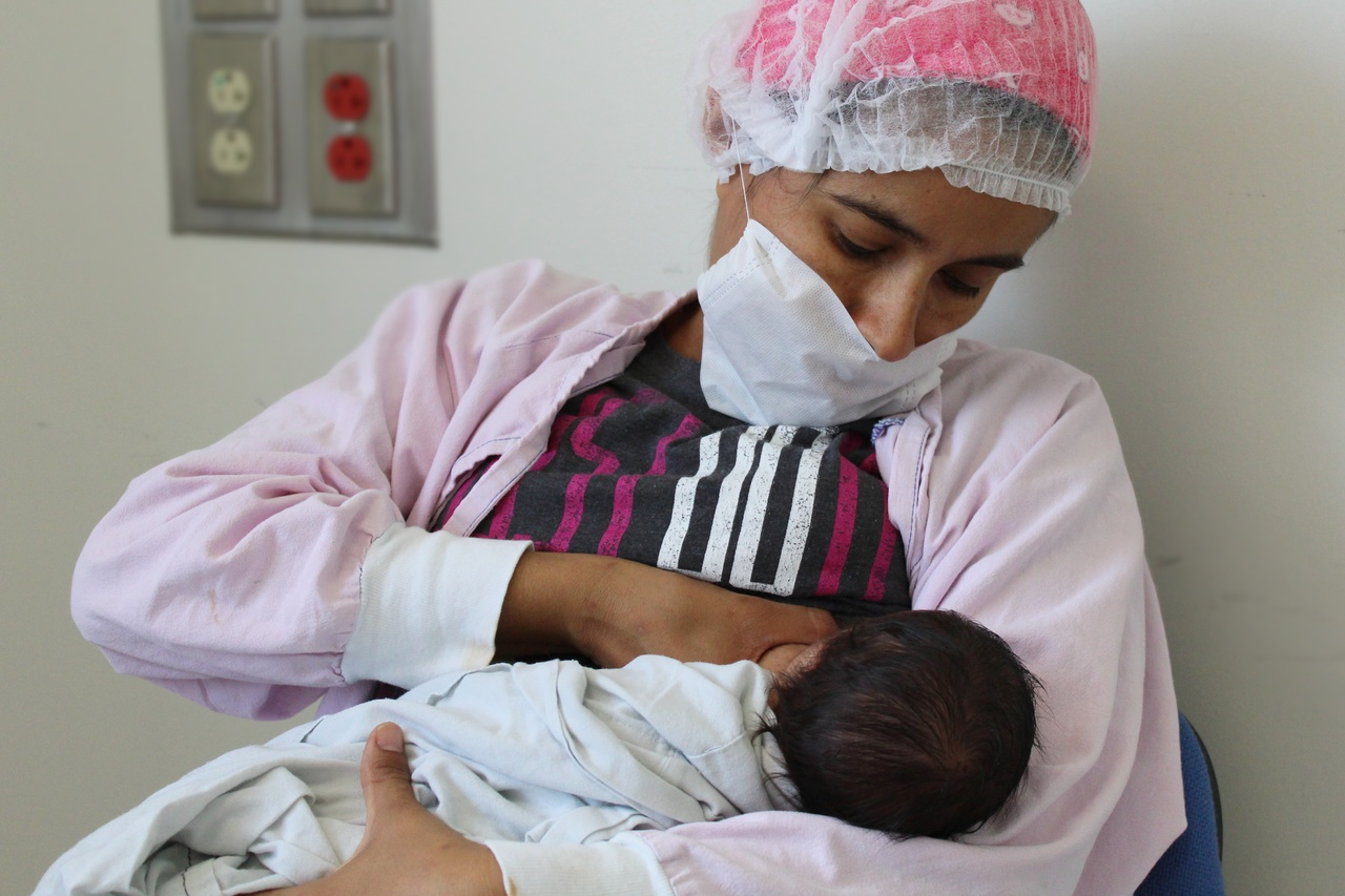 Promueve SSD la Lactancia Materna