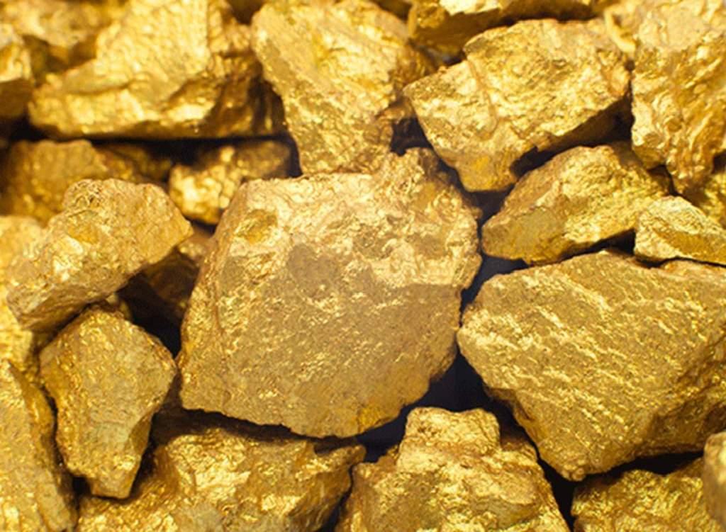 Precio del oro alcanza un máximo histórico