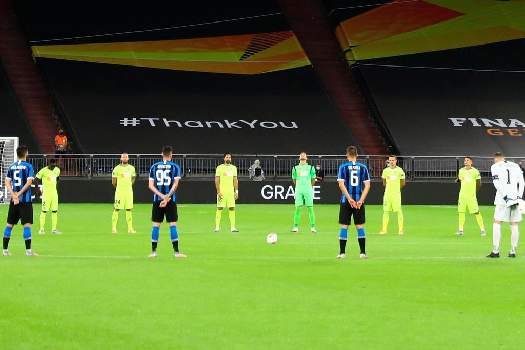 Realizarán minuto de silencio por victimas del COVID-19 en juegos de Europa y Champions League