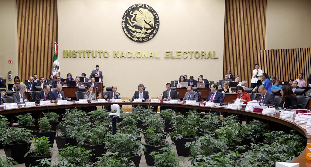 Dispondrán partidos políticos de 7 mil 226 mdp en 2021