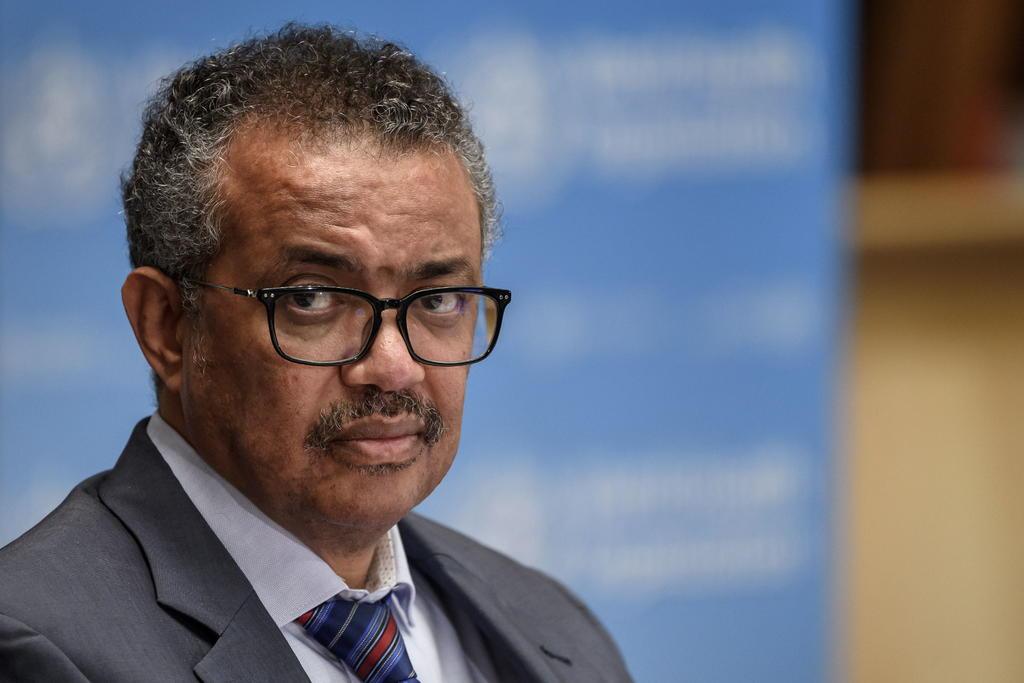 Director de la OMS confía en que EUA reconsidere su salida del organismo