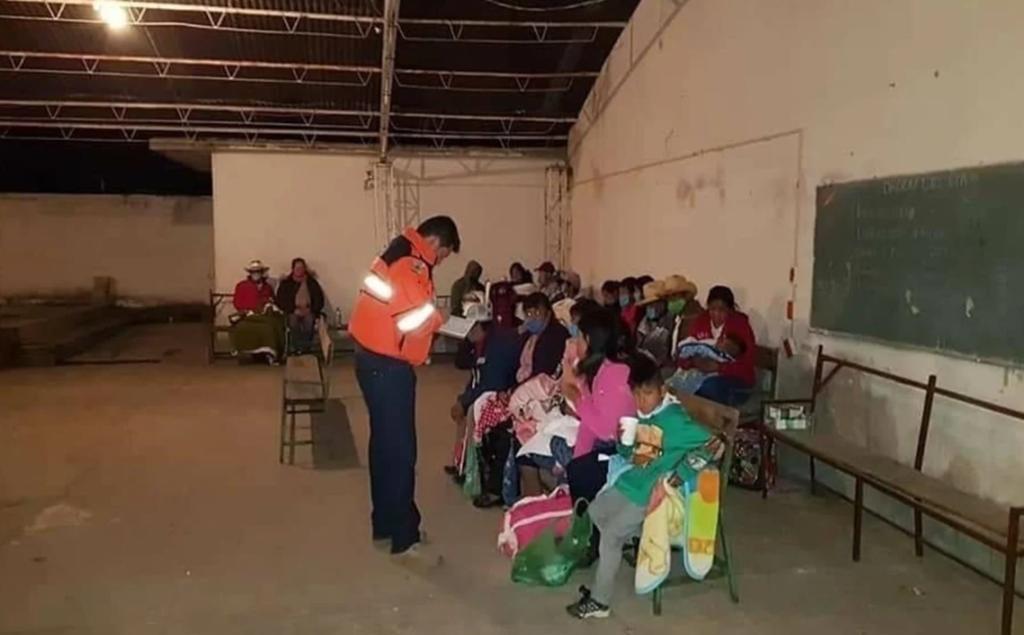 Evacuan a 150 personas por fuga de combustible en Hidalgo