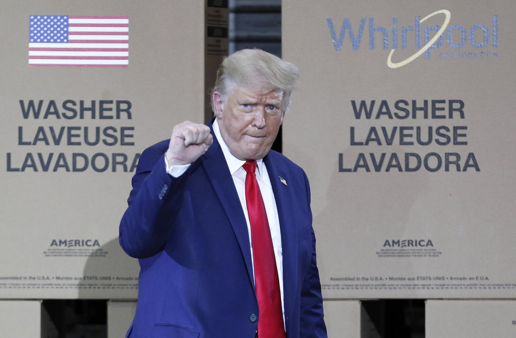 Trump vuelve a imponer aranceles al aluminio de Canadá