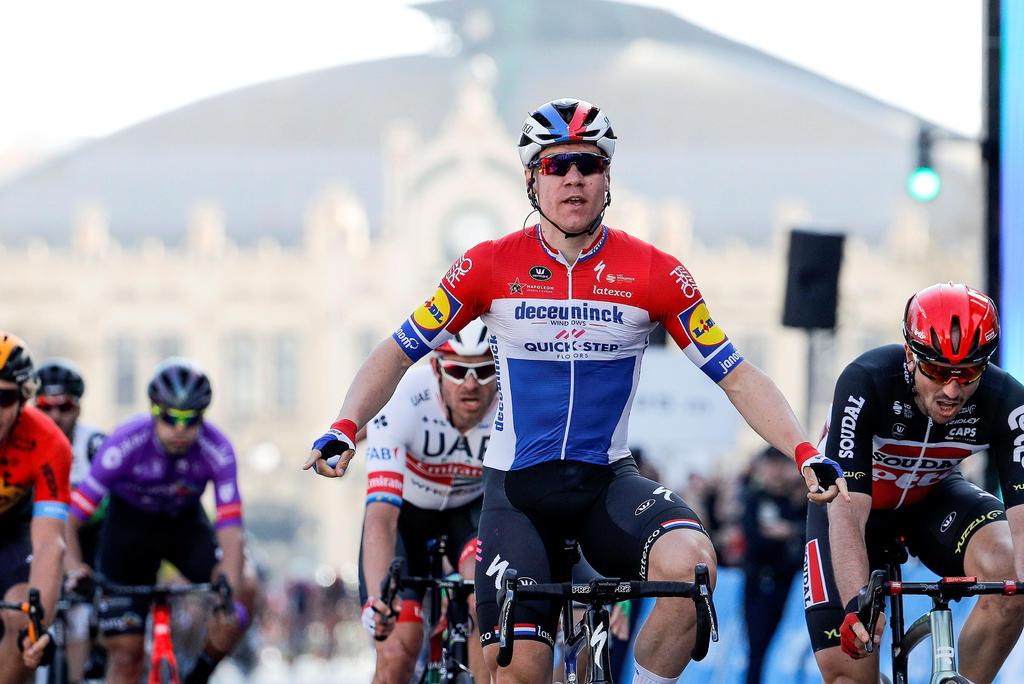 Tras grave accidente, ciclista Fabio Jakobse sale del coma