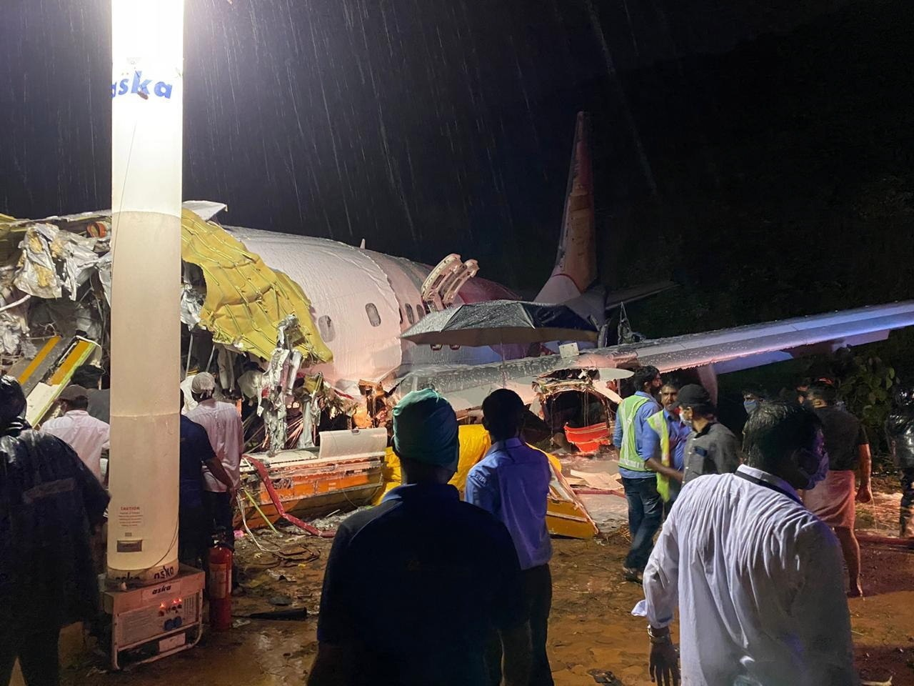 Accidente aéreo en India deja 17 muertos