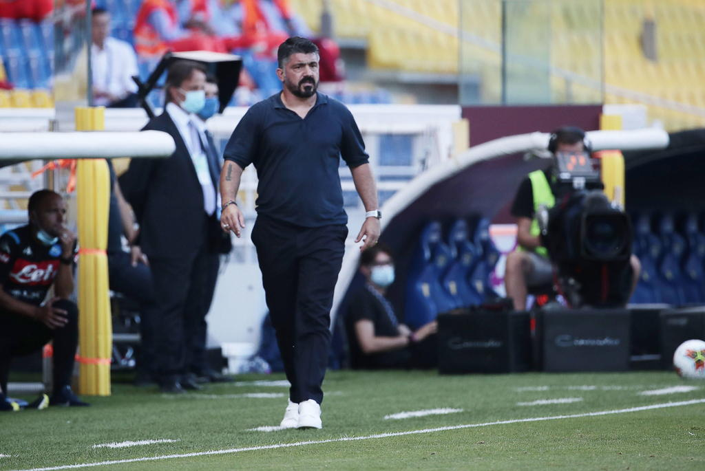 Lo siento porque nos tocó un Barcelona que no está muy bien: Gennaro Gatusso