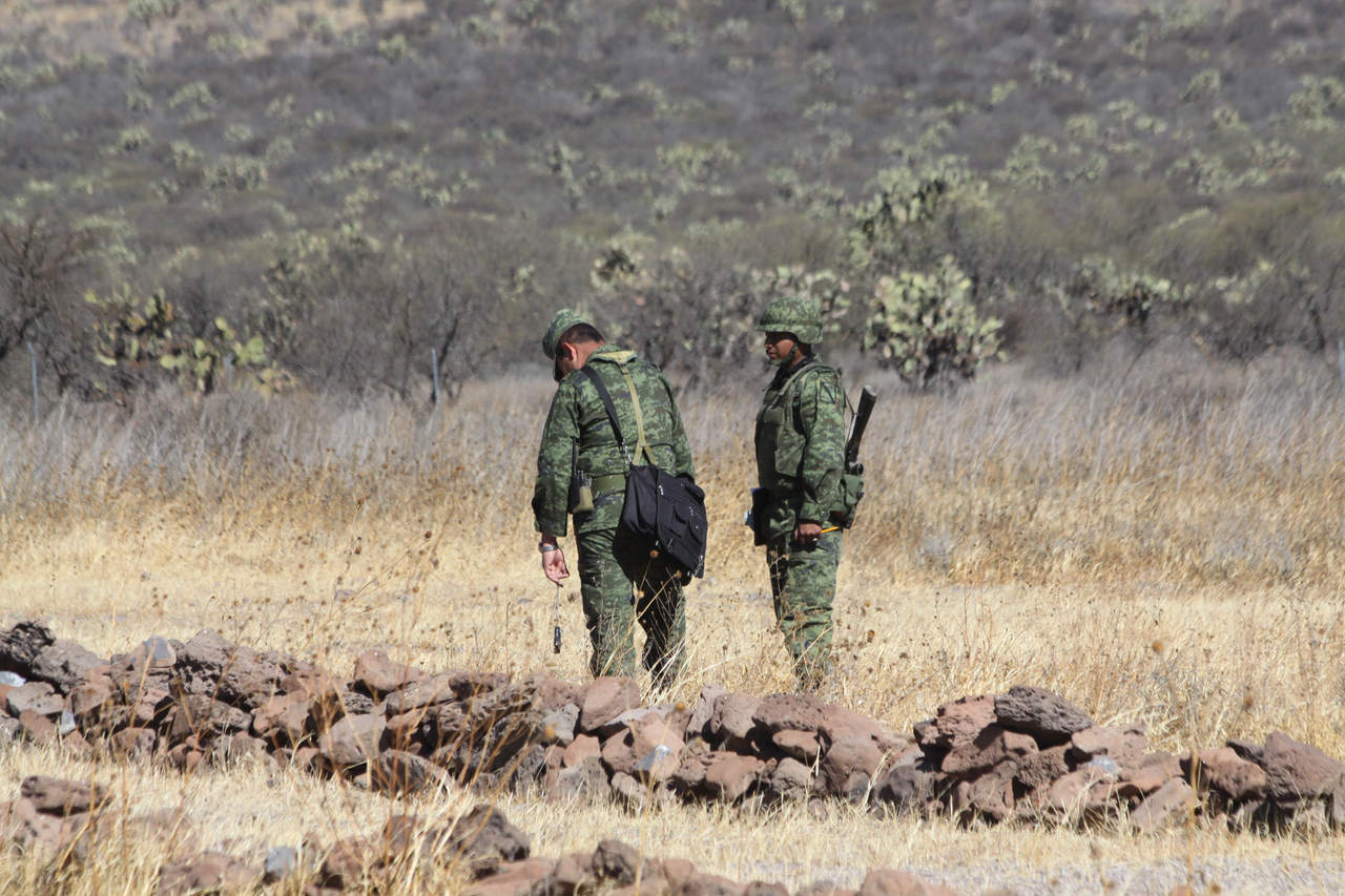Ejército Mexicano asegura marihuana en Durango y Sinaloa