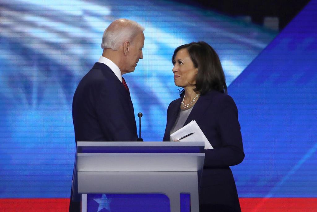 Joe Biden anuncia a Kamala Harris para su fórmula presidencial