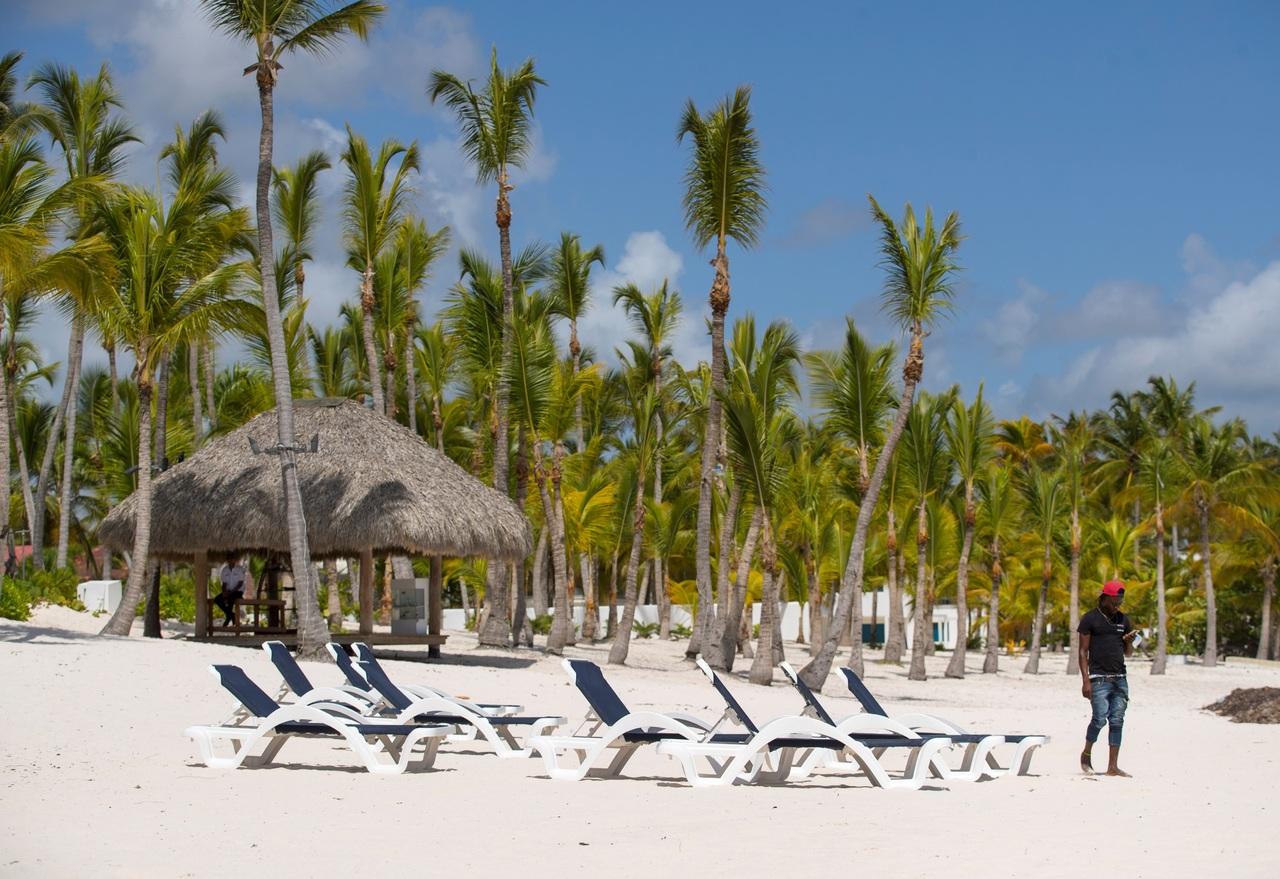 Turismo cae 88.5% en R. Dominicana
