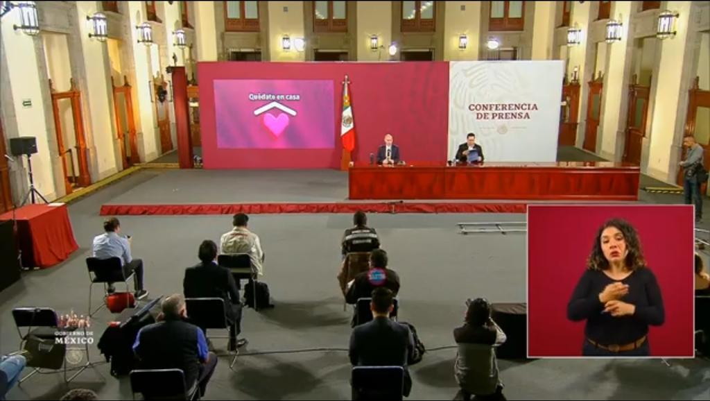 Suman 54 mil 666 fallecimientos por COVID-19 en México