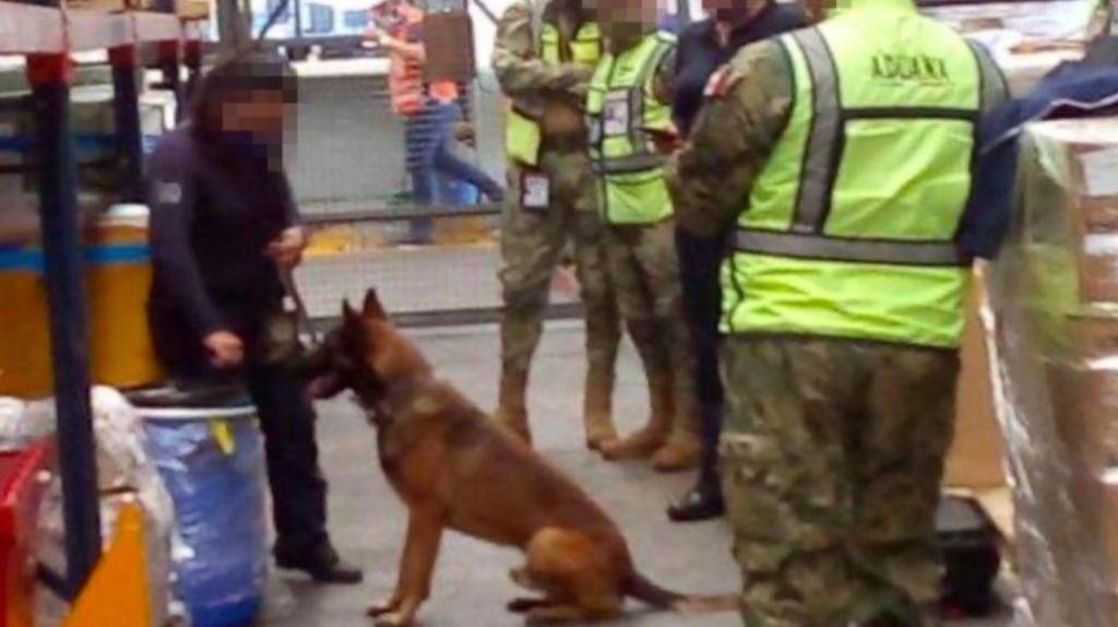 Decomisan 220 kilogramos de fentanilo pocedentes de España