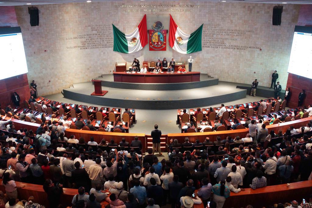 Exhorta Congreso de Oaxaca a investigar crímenes de lesa humanidad