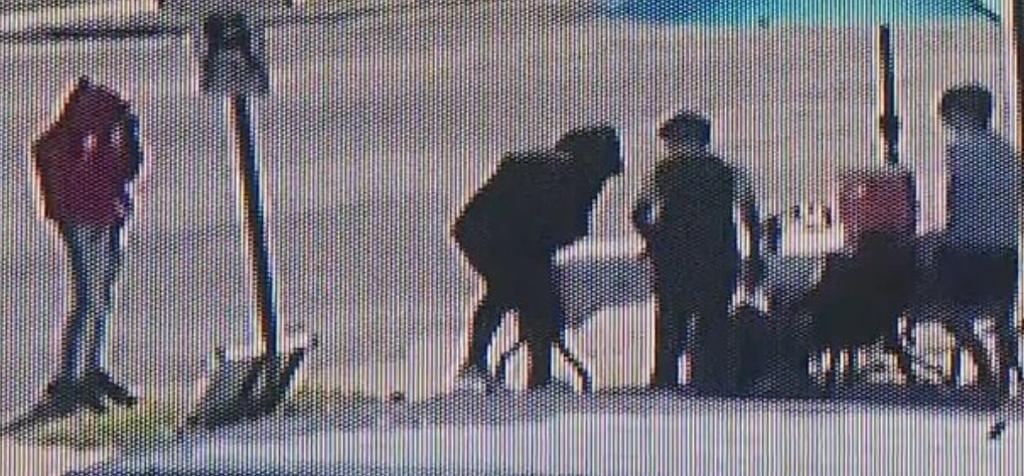 Niños que vendían limonada fueron asaltados a mano armada a plena luz del día
