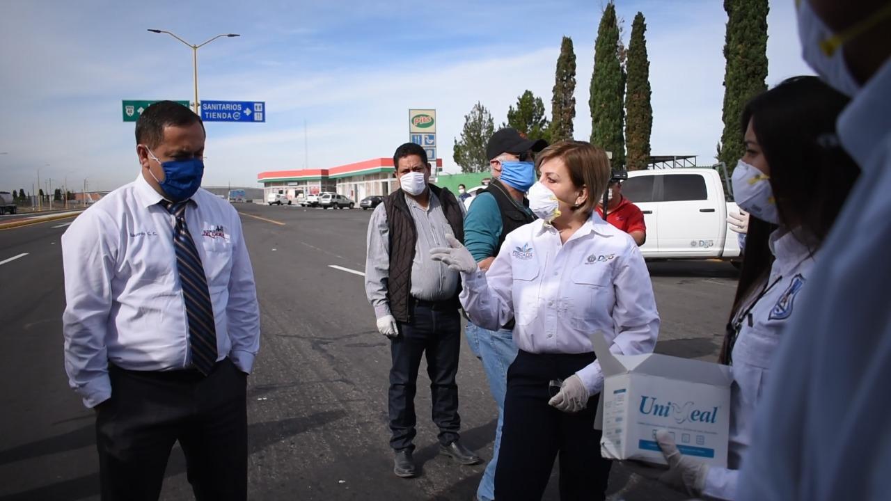 Bajan delitos en Durango hasta un 13%: Ruth Medina Alemán