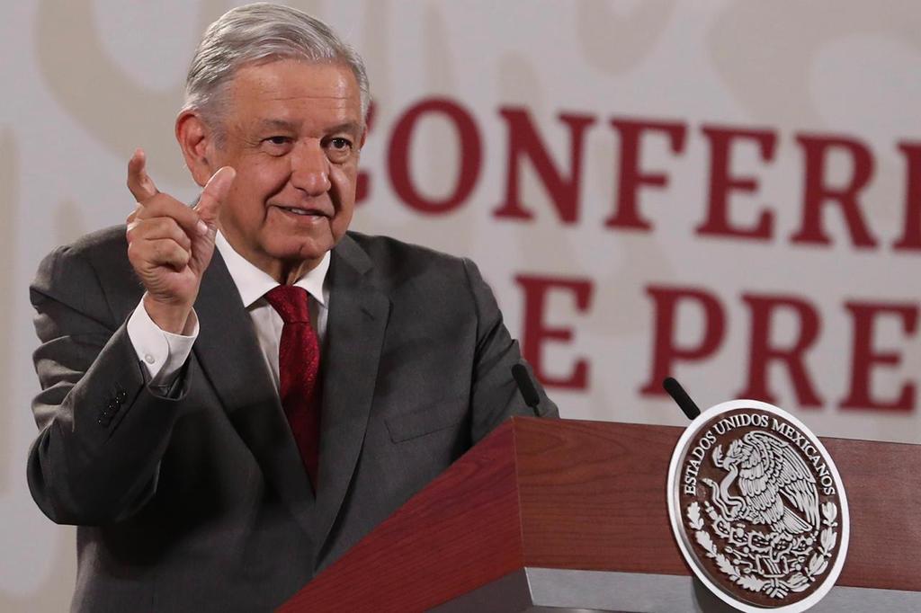 Destaca López Obrador pandemia, T-MEC y migración en Segundo Informe